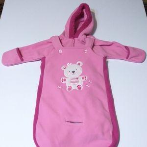 Baby Snow Jumpsuit